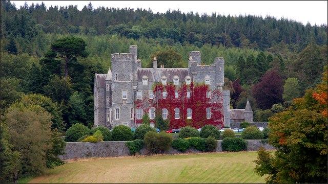 Castlewellan forest park Irlanda