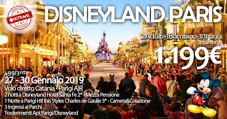 Disneyland Paris: in famiglia nel parco magico con DGTRAVEL