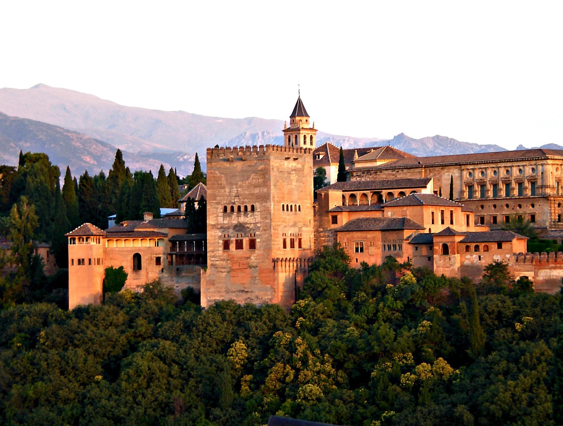 alhambra siviglia