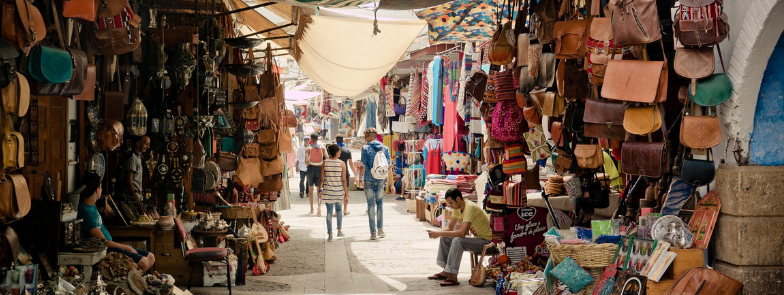 copertina souk marrakech