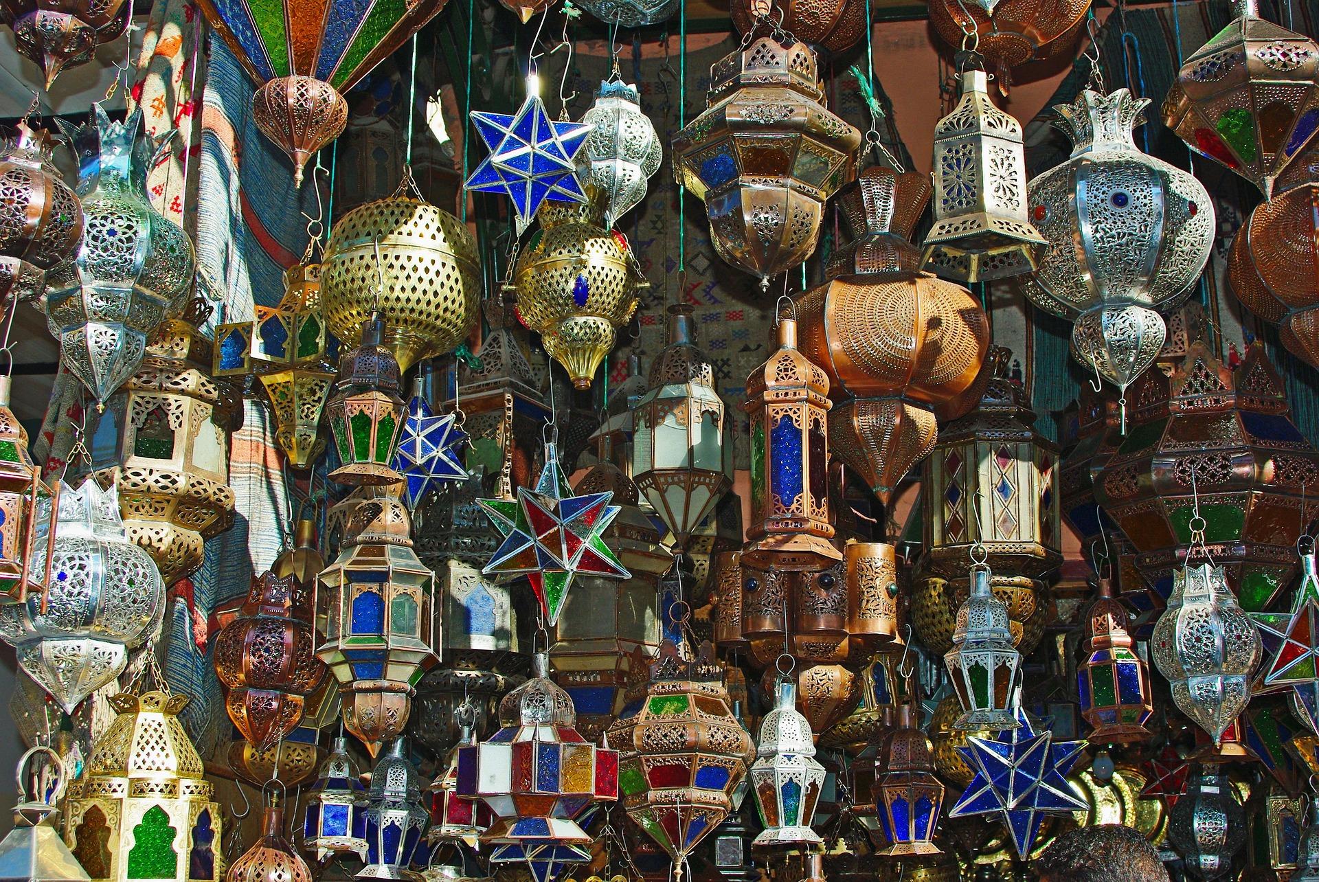 visita souk marrakech