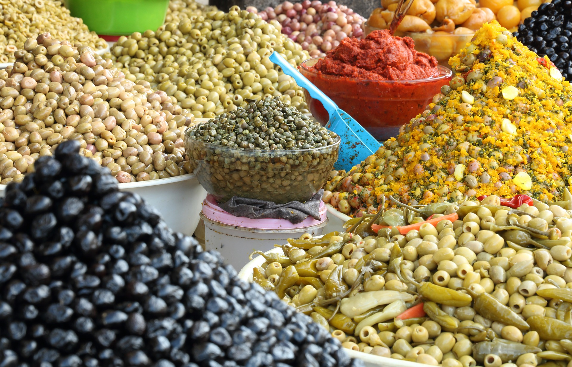 cibi souk marocco