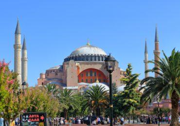 istanbul basilica santa sofia
