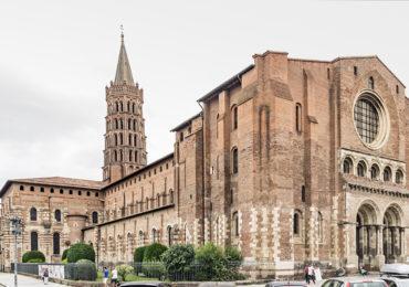 Basilica St-Sernin Tolosa